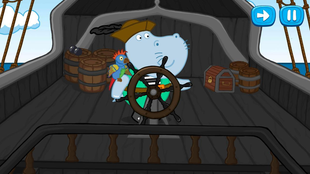 Pirate treasure: Fairy tales for Kids for Android - APK Download