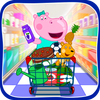 儿童超市:购物狂热 图标