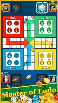 Poster Ludo Master™ - New Ludo Game 2019 For Free