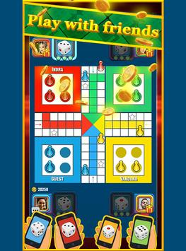 Ludo Master™ - New Ludo Game 2019 For Free скриншот 8