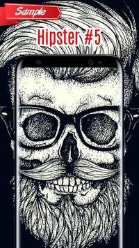 Hipster Wallpaper تصوير الشاشة 13