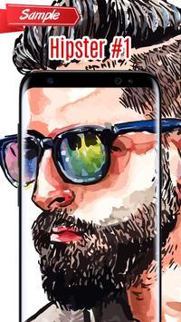 Hipster Wallpaper تصوير الشاشة 17