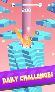 Helix Stack Jump screenshot 11
