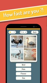Which Pics Quiz - 4 Pics 1 Word Free Game 2019 screenshot 3