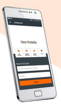 Hotel Jobs - hire4hotels poster