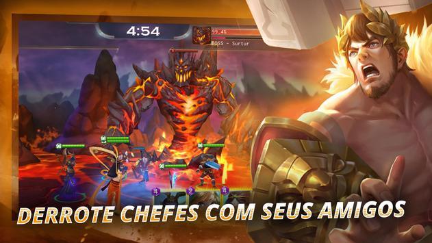 Smite Blitz imagem de tela 3