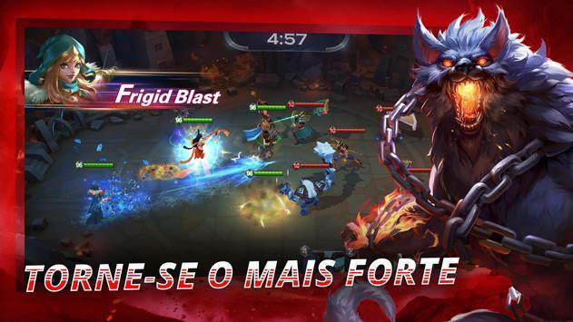 Smite Blitz imagem de tela 4