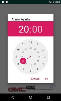 Garanti Alarm poster