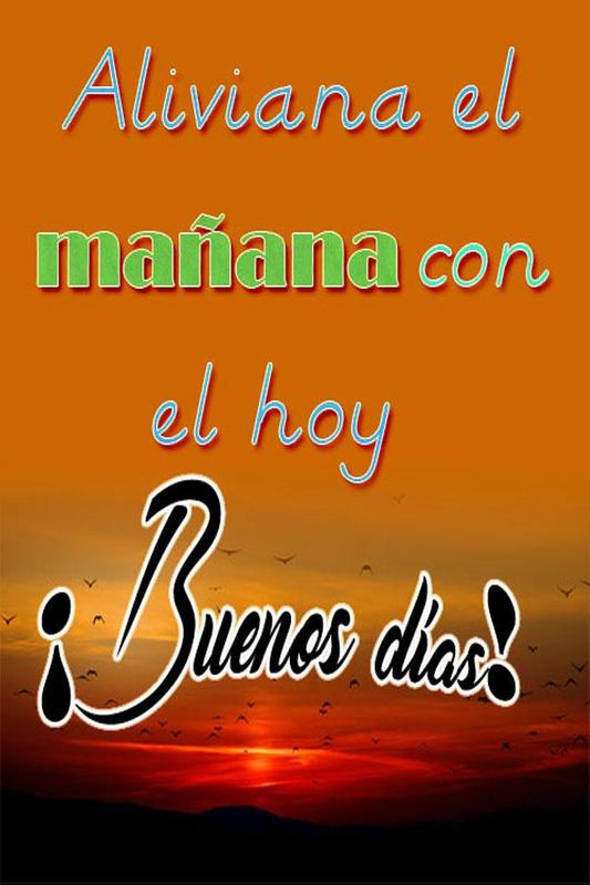 Frases Buenos Días Amor For Android Apk Download