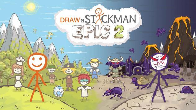 Draw a Stickman: EPIC 2 screenshot 5