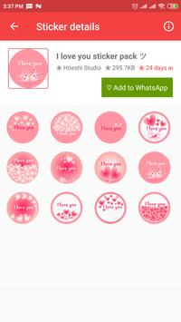 BF GF Sticker Packs For WhatsApp : WAStickerApps poster