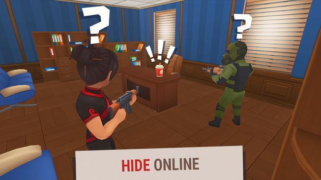 Hide Online capture d'écran 3