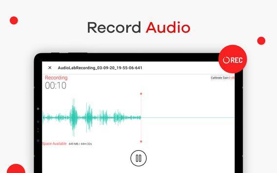 AudioLab ảnh chụp màn hình 18