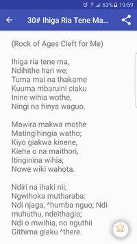 Nyimbo Cia Kuinira Ngai screenshot 2