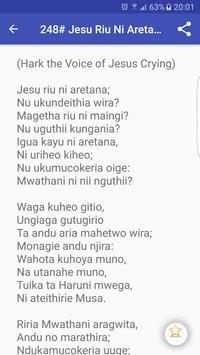 Nyimbo Cia Kuinira Ngai screenshot 5