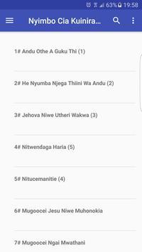Nyimbo Cia Kuinira Ngai screenshot 8