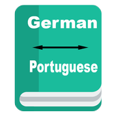 German to Portuguese Dictionary icon