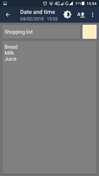 Not Defteri Ekran Görüntüsü 3