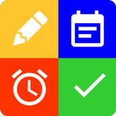 Scheduler. Task list. Reminders ikona
