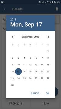 Scheduler. Task list. Reminders screenshot 4