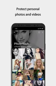 حاسبة - قبو الصور والفيديو قبو إخفاء الصور تصوير الشاشة 2