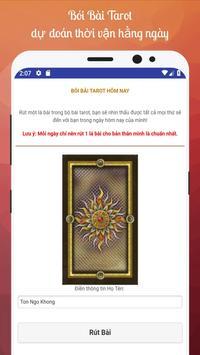 Bói Bài Tarot Hằng ngày poster