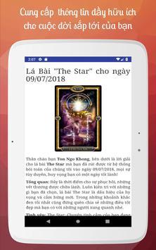 Bói Bài Tarot Hằng ngày screenshot 4