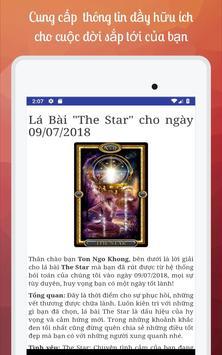 Bói Bài Tarot Hằng ngày screenshot 7
