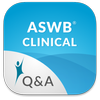ASWB® Clinical Exam Guide & Practice Test आइकन