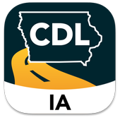 Official CDL Test Prep: Iowa Edition icon