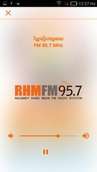HangMeas Radio Official screenshot 4