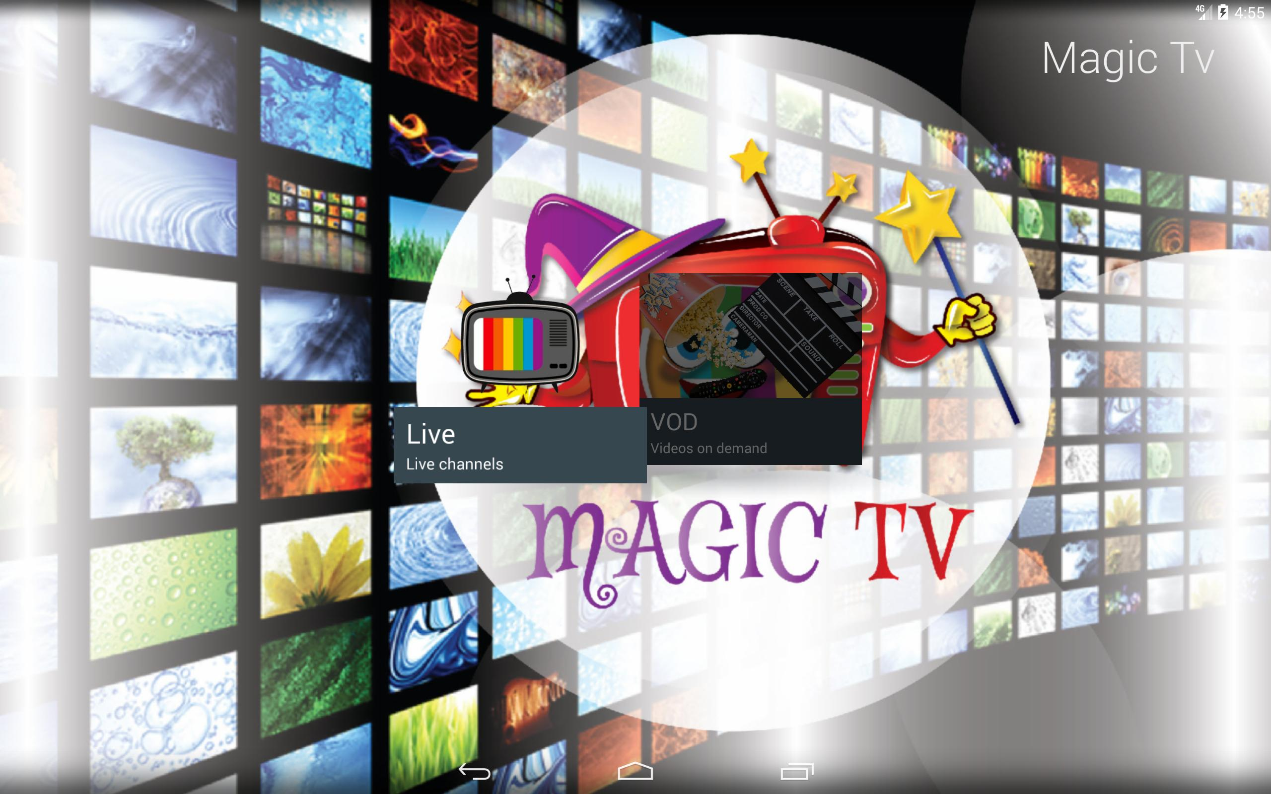 Magic TV for Android - APK Download