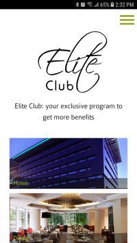 Elite Club Bolivia poster