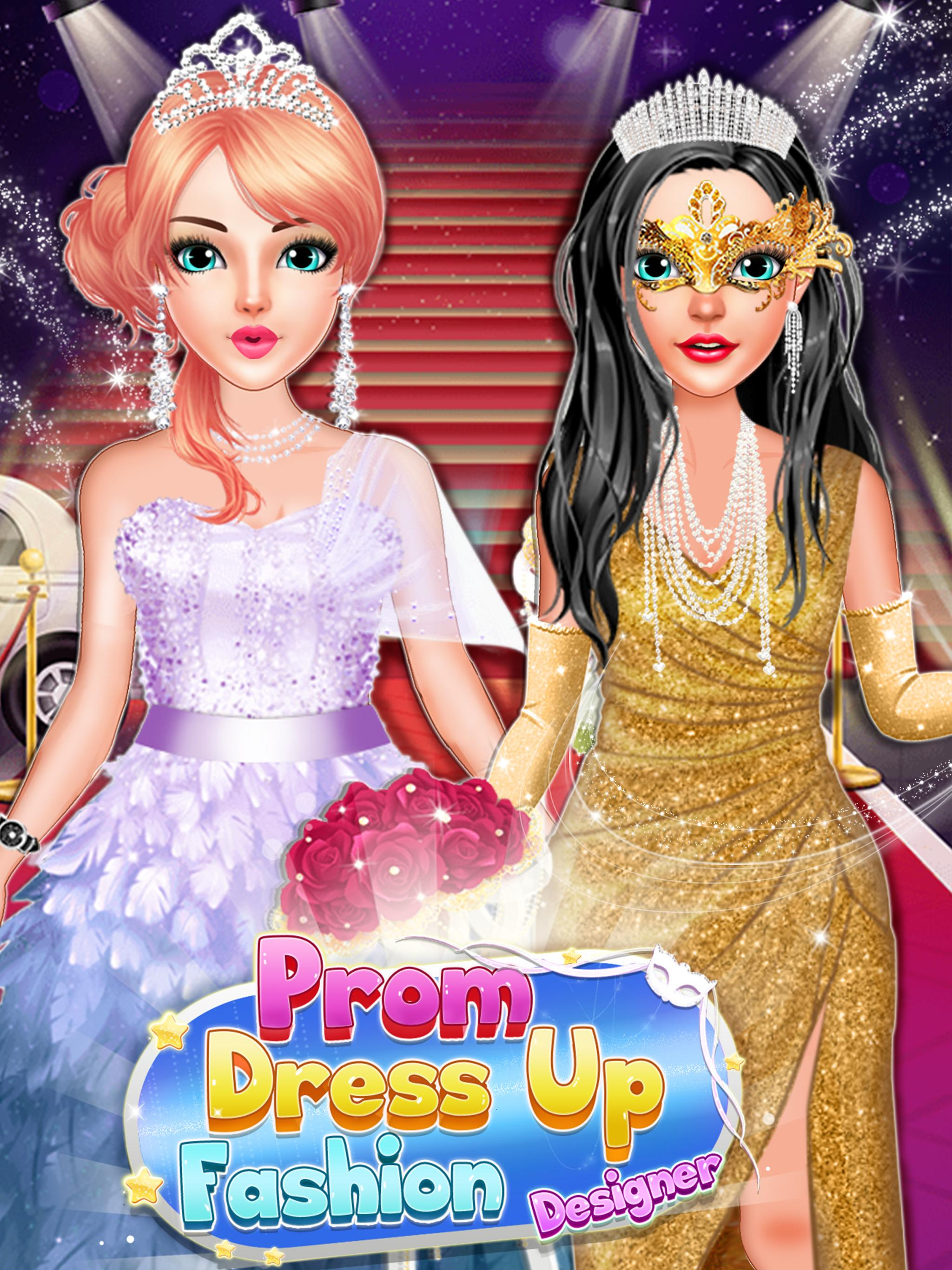 Prom Dress Up Fashion Designer For Android Apk Download