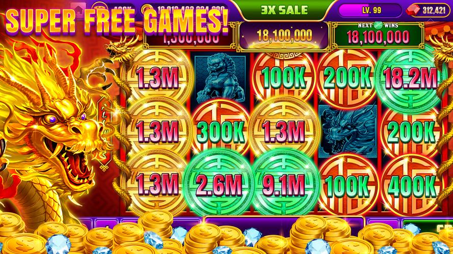 Real Casino Free Vegas Casino Slot Machines Apk 4 0 609 Download