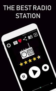 CIGO - 101.5 The Hawk Radio CA online Free FM App poster