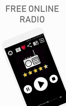 CIGO - 101.5 The Hawk Radio CA online Free FM App screenshot 1