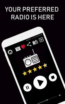 CIGO - 101.5 The Hawk Radio CA online Free FM App screenshot 4