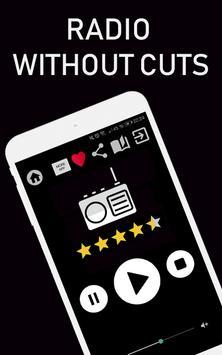 CKO Radio (CKOE-FM) 107.3 FM CA online Free FM App poster