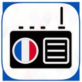 RIRE DUOS Radio France FR En Direct App FM gratuit icon