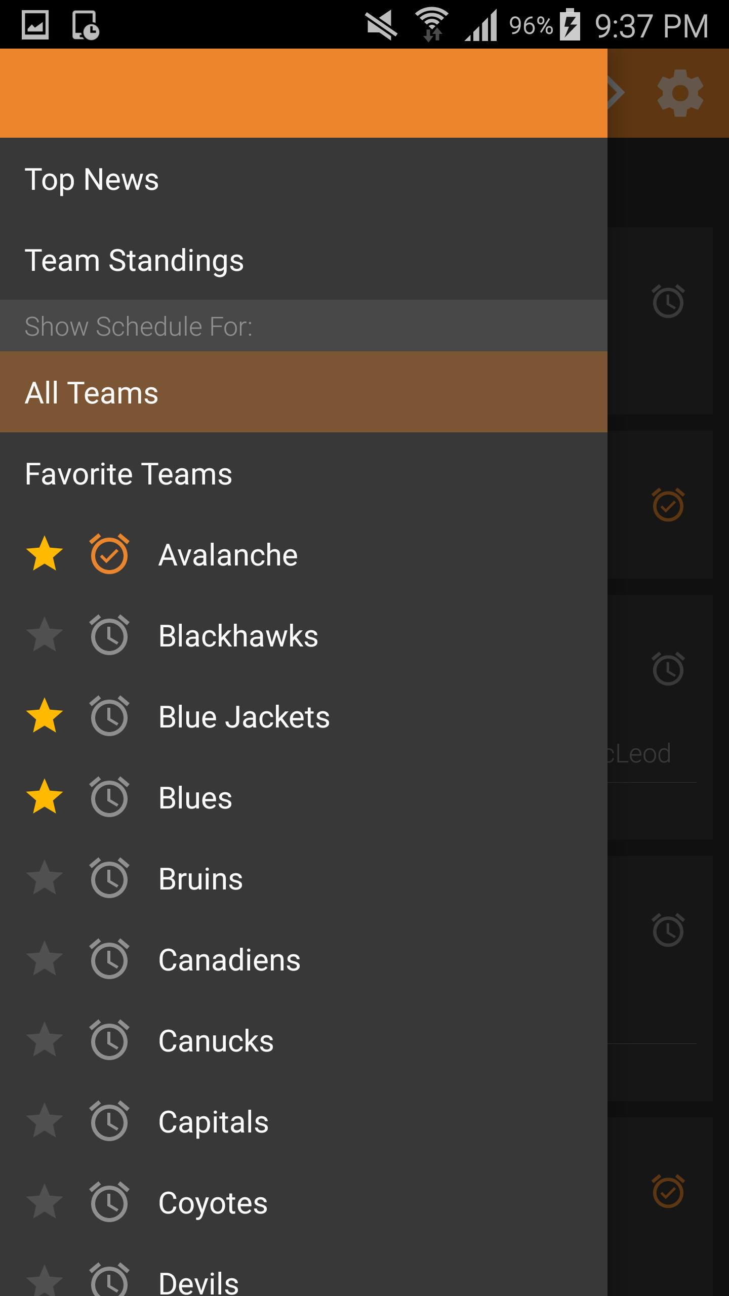 Hockey NHL Scores, Stats, & Live Plays 2019 for Android - APK Download