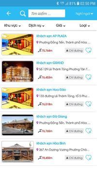 Hoa Binh Tourism screenshot 1