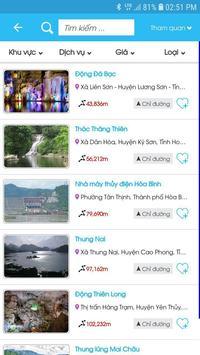 Hoa Binh Tourism screenshot 2
