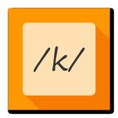 Phonetic Keyboard English BETA icon
