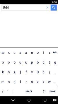 Phonetic Keyboard English BETA poster