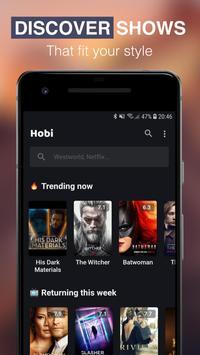 Hobi screenshot 2