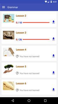 Japanese Test, Japanese practice & Quiz screenshot 2