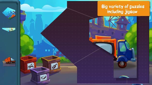 Funny Cars for Kids screenshot 3