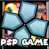 PSP Game Download - Emulator - ISO Game - Premium icon