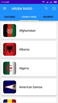 Aruba Radio App Stations screenshot 1